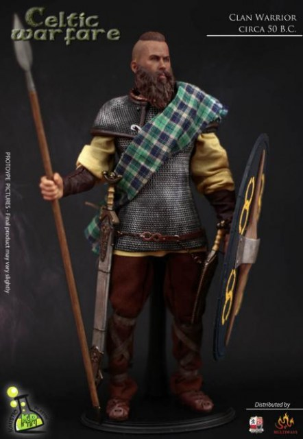 Celtic Warfare - Warrior
